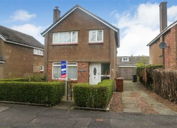 Thumbnail 3 bed detached house for sale in Clerwood Place, Corstorphine, Edinburgh