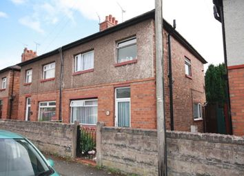 Thumbnail 3 bed semi-detached house for sale in Audley Street, Crewe