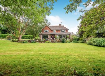 Thumbnail 5 bed detached house for sale in Church Road, Worth, Crawley