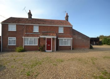 Thumbnail 5 bed detached house for sale in Trimingham, Norwich