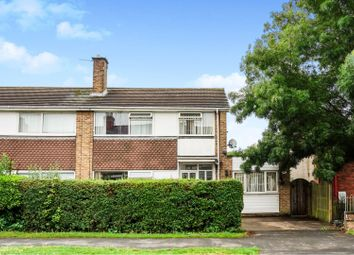 Thumbnail 4 bed semi-detached house for sale in York Road, York