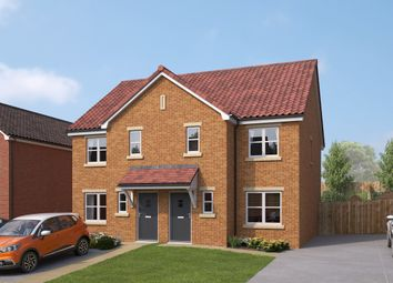 """Thumbnail 3 bed property for sale in """"The Helmsley"""" at Moor Knoll Lane, East Ardsley, Wakefield"""