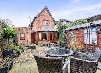 Thumbnail 4 bed detached house for sale in Drove Road, Swindon