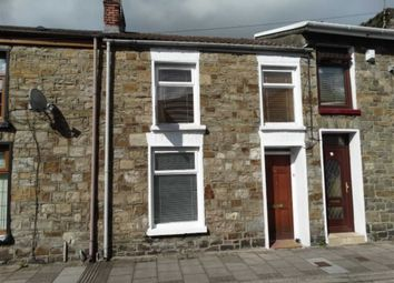 Thumbnail 2 bed terraced house to rent in Margaret Street, Aberdare, Rhondda Cynon Taf