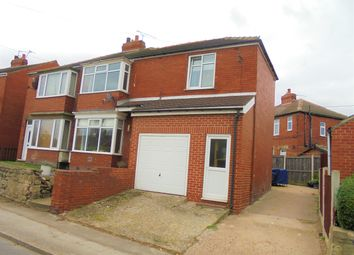 Thumbnail 3 bed semi-detached house to rent in School Street, Darfield, Barnsley