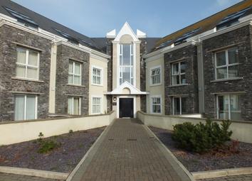 Thumbnail 2 bed flat for sale in Apt. 16 Castle Court, Farrants Way, Castletown
