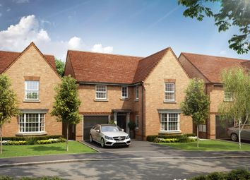"Thumbnail 4 bedroom detached house for sale in ""Drummond"" at Clinton Avenue, Luton"