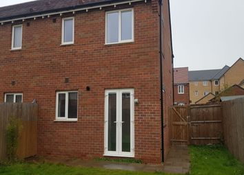 3 bed semi-detached house to rent in Merchant Avenue Chalfont Drive, Nottingham NG8