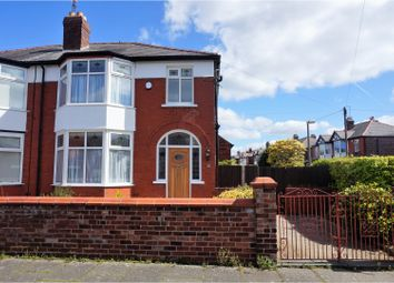 Thumbnail 3 bed semi-detached house for sale in Fairfield Road, St. Helens