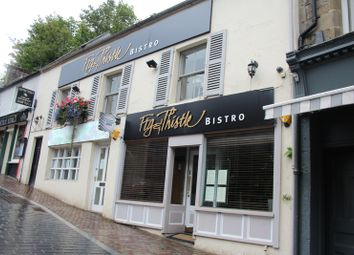 Thumbnail Restaurant/cafe for sale in Fig And Thistle Bistro, Stephens Brae, Inverness