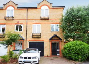 Thumbnail 3 bed end terrace house to rent in Meadow Place, Edensor Road, Chiswick