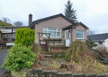 Thumbnail 2 bed detached bungalow for sale in Cae Glas, Llanfairtalhaiarn, Abergele