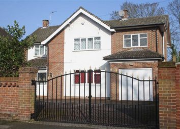 Thumbnail 4 bedroom detached house for sale in Ray Drive, Maidenhead, Berkshire