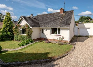 Thumbnail 3 bed detached bungalow for sale in Turnpike, Milverton, Taunton