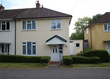 Thumbnail 3 bed end terrace house for sale in Cripley Road, Farnborough, Hampshire