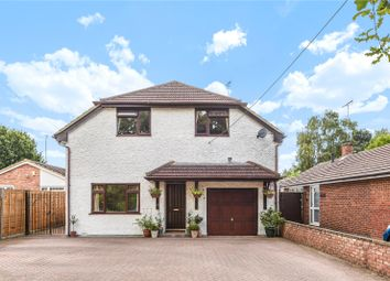 Thumbnail 4 bed detached house for sale in Nash Grove Lane, Finchampstead, Wokingham, Berkshire
