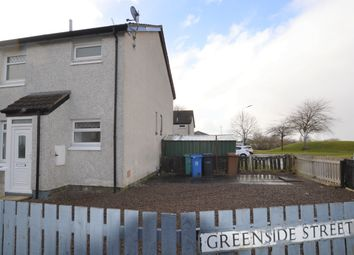 1 bed semi-detached house for sale in Greenside Street, Newarthill, Motherwell ML1