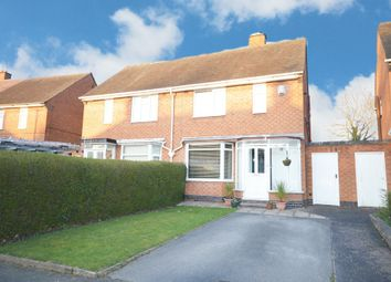 Thumbnail 3 bed semi-detached house for sale in Shirley Park Road, Shirley, Solihull