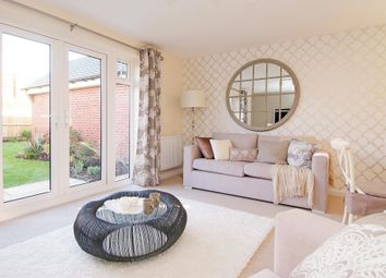 "Thumbnail 3 bed semi-detached house for sale in ""Nugent"" at Braishfield Road, Braishfield, Romsey"