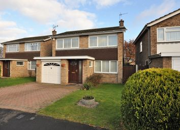 Thumbnail 4 bed detached house for sale in Durham Close, Sawbridgeworth