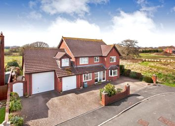 Thumbnail 5 bedroom detached house for sale in Shercroft Close, Broadclyst, Exeter