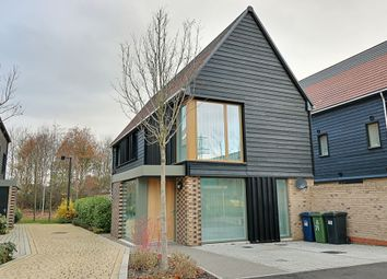 Thumbnail 3 bed detached house to rent in Royal Way, Trumpington, Cambridge