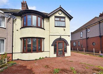 Thumbnail 5 bedroom semi-detached house for sale in Centenary Road, Goole