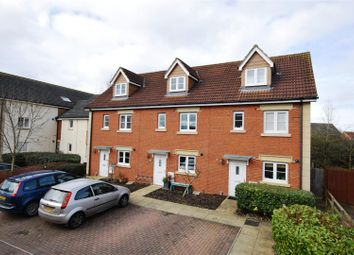 Thumbnail 4 bed terraced house for sale in Moor Gate, Portishead, Bristol