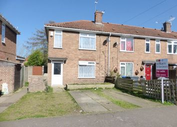 Thumbnail 3 bedroom end terrace house for sale in Clarkson Road, Norwich