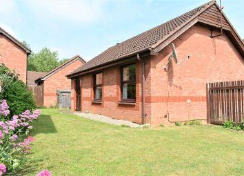 Thumbnail 2 bed bungalow for sale in Hazel Croft, Werrington, Peterborough