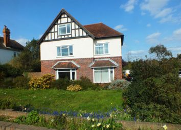 Thumbnail 5 bedroom detached house for sale in Shorncliffe Road, Folkestone