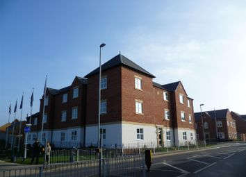 Thumbnail 2 bedroom flat to rent in Lowes Drive, Tamworth