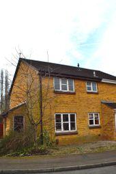 Thumbnail 1 bedroom semi-detached house to rent in Besthorpe Close, Oakwood, Derby