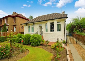 Thumbnail 2 bedroom bungalow for sale in Jerviston Road, Motherwell