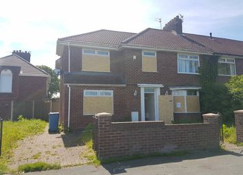 Thumbnail 4 bed terraced house for sale in Swinbrook Green, Liverpool