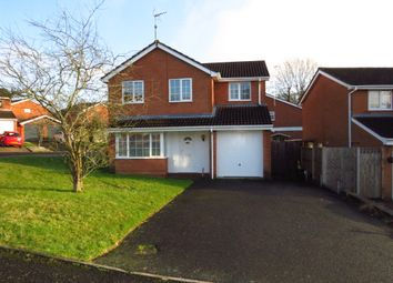 Thumbnail 4 bed detached house for sale in Boultons Lane, Crabbs Cross, Redditch