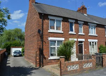 3 bed end terrace house for sale in Denison Road, Selby YO8