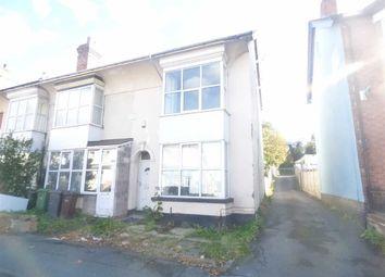 Thumbnail 4 bedroom end terrace house for sale in Lea Road, Wolverhampton