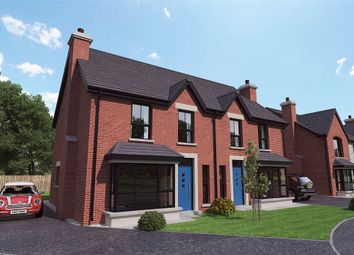 Thumbnail 3 bed semi-detached house for sale in 18, Royal Ascot Mews, Carryduff