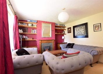 Thumbnail 3 bed terraced house for sale in Longley Road, Rochester, Kent
