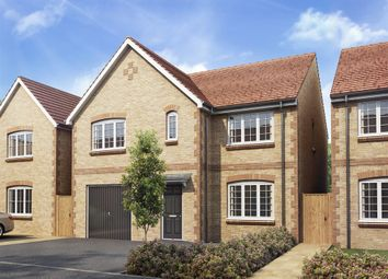 "Thumbnail 4 bed detached house for sale in ""The Warwick"" at Bedford Road, Houghton Regis, Dunstable"