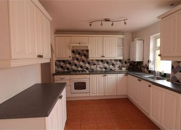 Thumbnail 3 bedroom semi-detached house to rent in Burch Close, Exmouth, Devon.