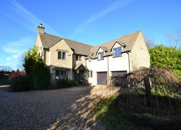 Thumbnail 5 bed detached house for sale in Pine Halt, Station Road, Andoversford