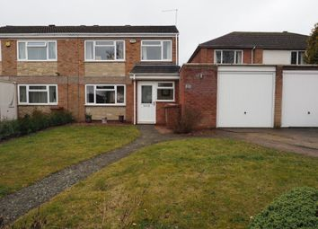 Thumbnail 3 bed semi-detached house to rent in Torrington Crescent, Wellingborough