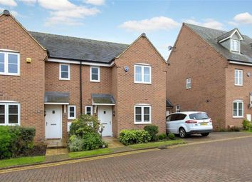Thumbnail 3 bed semi-detached house for sale in Plover Road, Leighton Buzzard