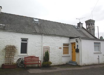 Thumbnail 2 bed terraced bungalow for sale in Marvic Cottage, 1 Old Posting Stables, Gatehouse Of Fleet