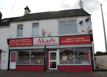 Thumbnail Commercial property for sale in Brentwood Road, Chadwell St. Mary, Grays