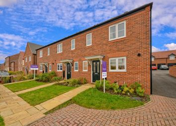 Thumbnail 3 bedroom end terrace house for sale in Sorbus Avenue, Hadley