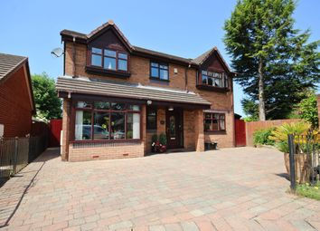 Thumbnail 5 bed detached house for sale in Old School Place, Ashton-In-Makerfield, Wigan