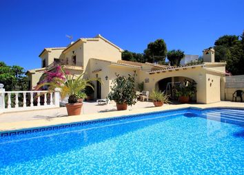Thumbnail 3 bed villa for sale in Comunitat Valenciana, Alicante, Teulada
